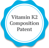 Vitamin K2 Composition Patent